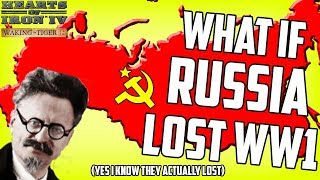 What if Russia Lost WW1 Hearts of Iron 4 HOI4 Führerreich Mod Gameplay
