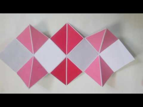 Squash card tutorial | Squash card tutorial for scrapbook/explosion box| Velentine day| mini album