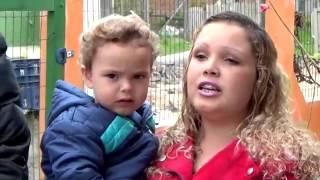 BEBÊ de 1 ano MATA uma COBRA com mordida