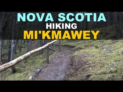 Mi'kmawey Debert - Hiking in Nova Scotia