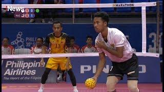 Download lagu Sepak Takraw (INA) Indonesia vs (MAS) Malaysia - SEA Games 2019