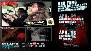 RED FANG – European Tour Teaser