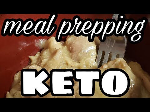 meal-prepping-//-keto-style