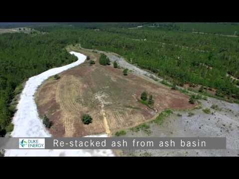 Robinson Plant Ash Basin B-roll