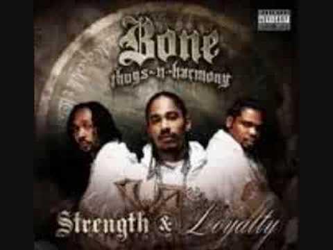Bone Thugs-N-Harmony ft Akon - I Tried