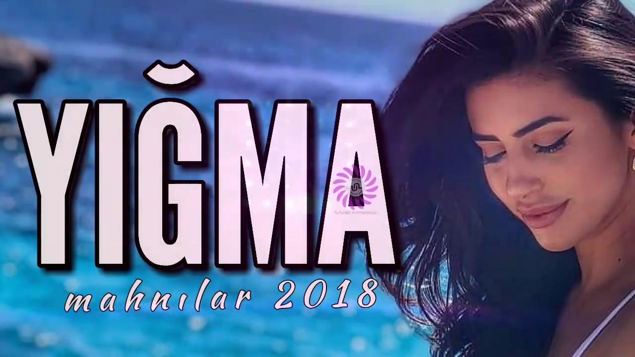Qemli Mahnilar 2018 Super Yigma Aglamali Hezin Mahnilar Z E Mix Pro 52 Youtube