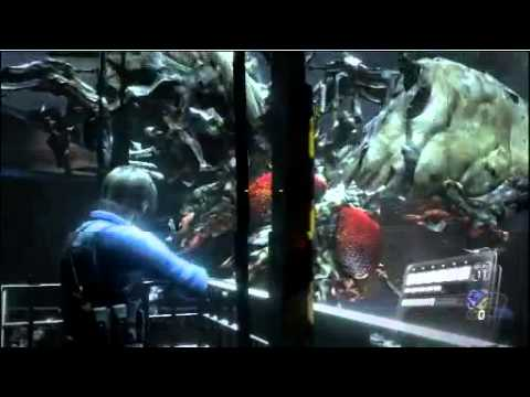 Resident Evil 6 - CO-OP w/gapethatass - Part 4