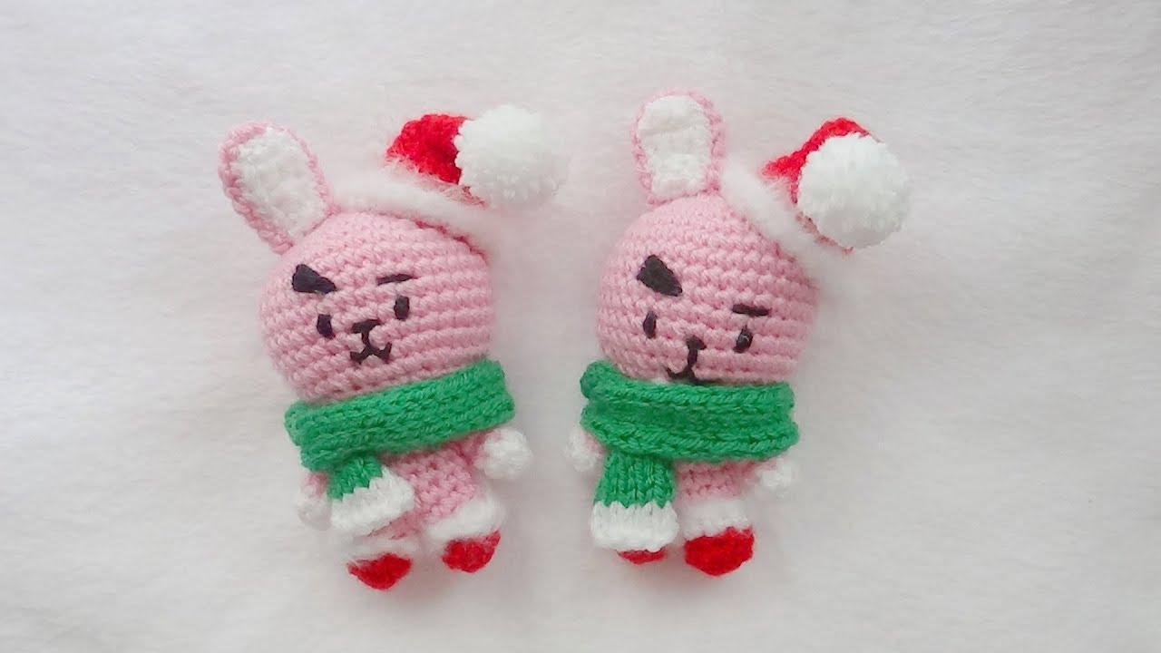 BTS BT21 Bts Bag Charm BT21 Keychain Amigurumi BTS Plush Crochet ... | 720x1280