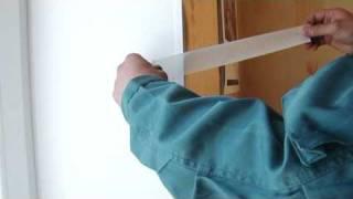 видео обшивка стен с окнами, вариант расположения профилей