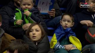 Футзал. Товарищеский матч. Мужчины. Украина - Испания.Прямая трансляция из Киева