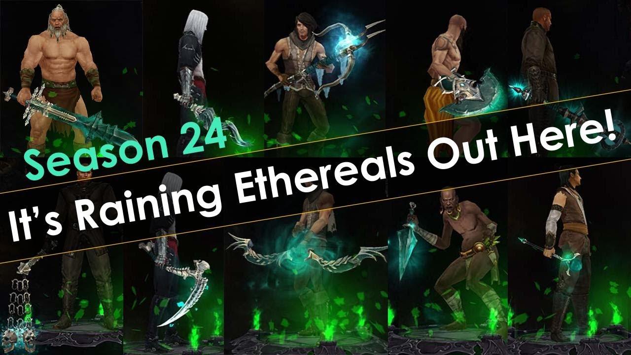 Ethereals Back to Back to Back to Back to Back to Back