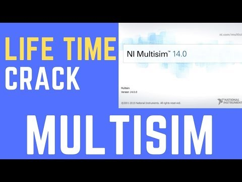 Download And Install Crack Multisim 14.0.1 2019  Software LIfe Time Activated 100%