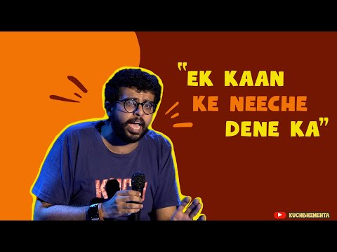 Parents (Beat Your Kids)   Stand Up Comedy By Aakash Mehta