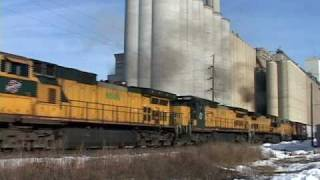 Trains Across the Midwest, Volume 4