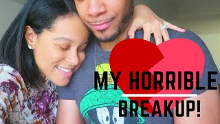 MY HORRIBLE BREAKUP! | MAY-13-15, 2016 | THE DUNSTONS