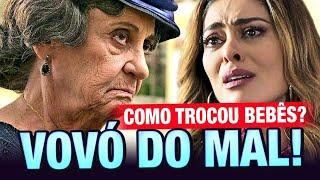 """""""A Dona Do Pedaço"""" - Matilde REVELA que TROCOU OS BEBÊS de Maria e se mostra pior VILÃ da trama!"""