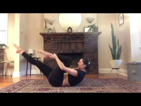 CONTROLOGY // The original 34 classical Pilates Mat exercises