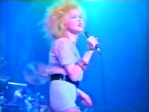 Cyndi Lauper - She Bop [1987] France (7)