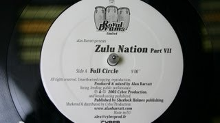 Alan Barratt - Zulu Nation (Royal Drums limited mix)