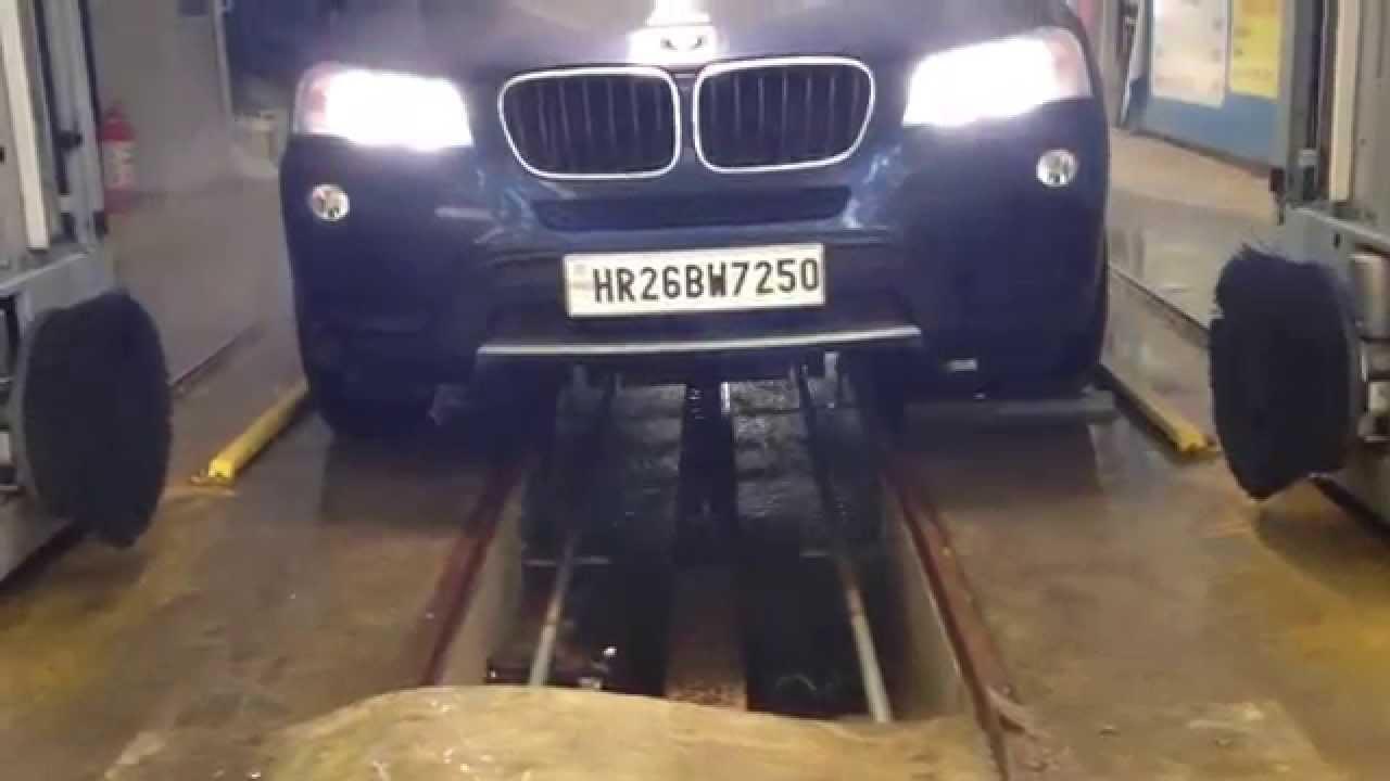 Automatic Car Washer M Start 6 Underbody Wash