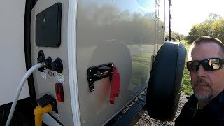 Family, Camping, Fishing, & Haloview Backup Camera Install