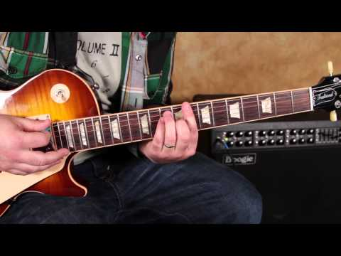 Led Zeppelin - D'yer Mak'er - How to Play on Guitar - Jimmy Page - Robert Plant - Les Paul