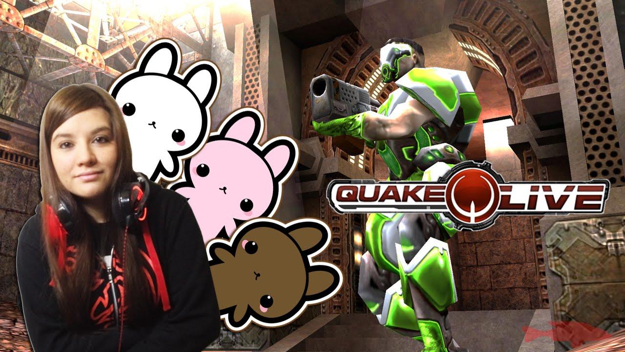 Quake Live [Gameplay] Steam - Free to play
