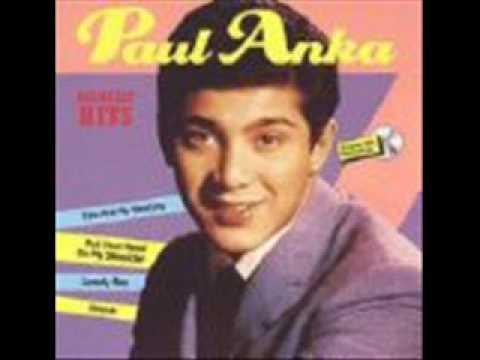 Paul Anka Oh Carol