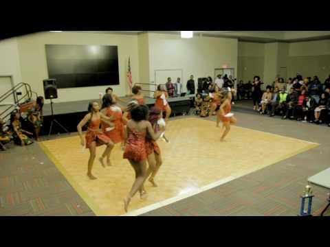 UWG Africans Student Association Dance Competition 2016