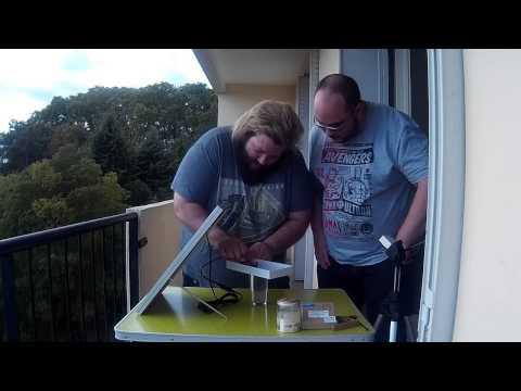 Faire son eau de javel avec l'energie solaire