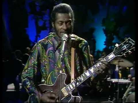 CHUCK BERRY   WITH ROCKING HORSE   LIVE  1972   BBC  LONDRES