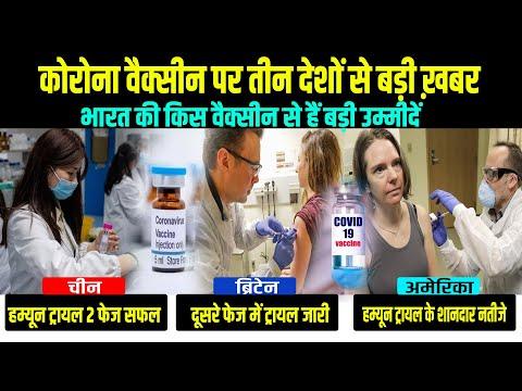 CoronaVirus Vaccine पर