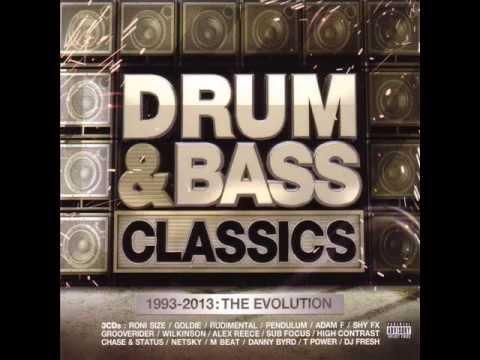 DJ Marky & XRS Feat Stamina MC - LK (It Is The Way)