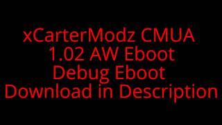 AW 1.02 Debug Eboot Anti-Ban+ Anti-Freeze