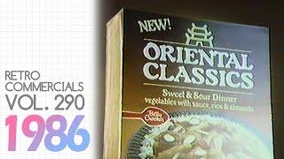 Retro Commercials Vol 290 (1986-HD)