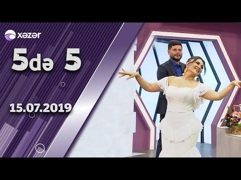 5de 5 - Fatimə, Aynur Dadaşova, Elvin Abdullayev, Rüfət Axundov 15.07.2019