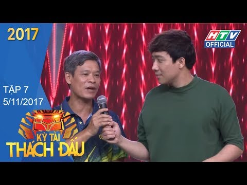 HTV KỲ TÀI THÁCH ĐẤU-Trịnh Thăng Bình,Mai Ngô,Jolie Phương Trinh thách thức|KTTD #7 FULL|5/11