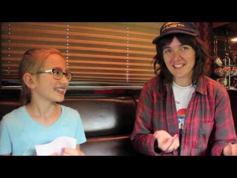 Kids Interview Bands - Courtney Barnett