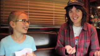 Kids Interview Bands - Courtney Barnett
