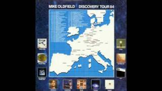 Watch Mike Oldfield Crystal Gazing video