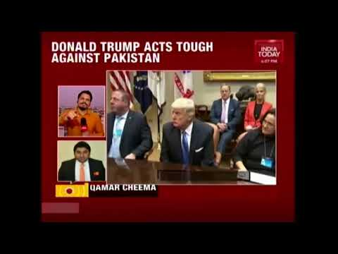 US President Shames 'Terror State' Pakistan; Donald Trump Calls Pakistan A Liar