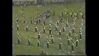 Nogales Noble Regiment Field Show 1992 - Tournament of Champions / TOC Open Class