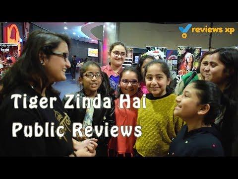 Tiger Zinda Hai Movie Public Review -...