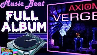 Axiom Verge FULL Album OST Soundtrack on Vinyl - Retro GP