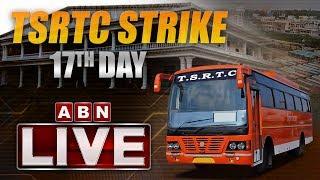 TSRTC Strike LIVE   Congress Pragathi Bhavan Siege LIVE   ABN LIVE