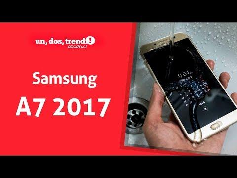 Samsung Galaxy A7 2017 | Review completo en español