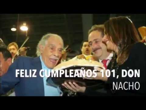 Nacho Trelles Cumple 101 Años Una Leyenda Viviente Don