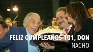 Nacho Trelles Cumple 101 Años, Una Leyenda Viviente Don Nacho