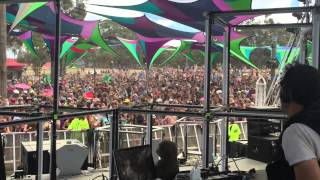 Perfect Stranger live @ Rainbow Serpent 2015