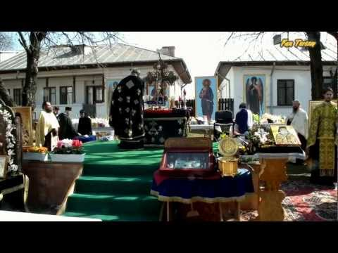 Mănăstirea Zamfira slujba Taina Sfântului Maslu 21.03.2012 final HD.